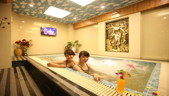 Lạc Long Spa